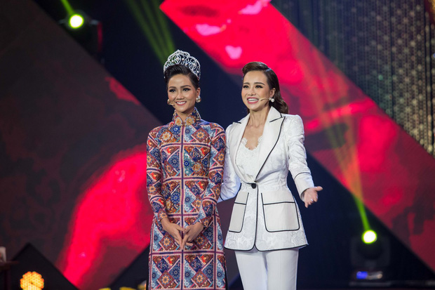 Hoa hậu Kiều Ngân xuất sắc giành ngôi Én Vàng 2017 - Ảnh 4.