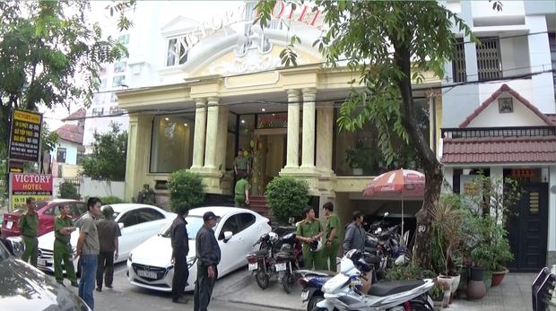 Cận Tết phát hiện nhiều thanh niên phê ma tuý trong khách sạn ở Sài Gòn - Ảnh 1.