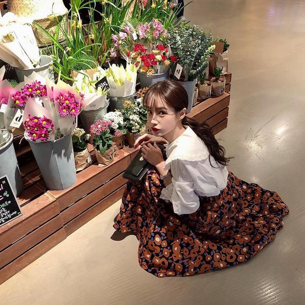 Tết năm nay dự là trời sẽ ấm, các nàng hãy chuẩn bị sẵn váy hoa để dễ dàng lên đồ xinh tươi ăn ảnh trong một nốt nhạc - Ảnh 9.