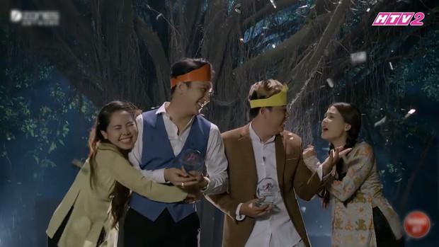 Cô Thắm về làng 3 tập cuối: Sau tất cả, Lương Thế Thành và Tường Vy cũng về với nhau - Ảnh 2.