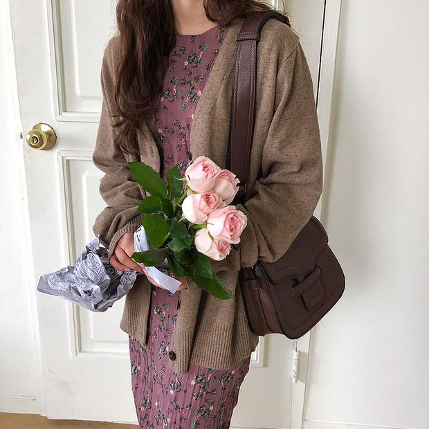 Tết năm nay dự là trời sẽ ấm, các nàng hãy chuẩn bị sẵn váy hoa để dễ dàng lên đồ xinh tươi ăn ảnh trong một nốt nhạc - Ảnh 8.