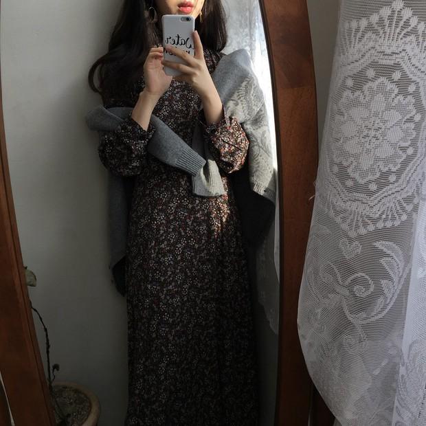 Tết năm nay dự là trời sẽ ấm, các nàng hãy chuẩn bị sẵn váy hoa để dễ dàng lên đồ xinh tươi ăn ảnh trong một nốt nhạc - Ảnh 16.