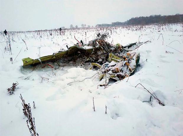 Những hình ảnh đầu tiên của các nạn nhân trong vụ rơi máy bay thảm khốc ở Nga khiến 71 người thiệt mạng - Ảnh 3.