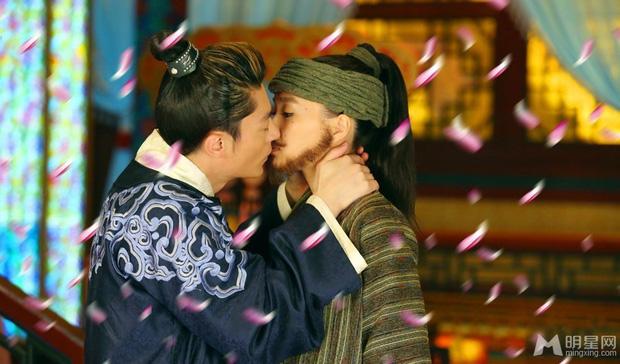 Cách hôn của Đường Yên khiến cô nàng xứng đáng là nữ hoàng khoá môi của màn ảnh Hoa Ngữ! - Ảnh 6.