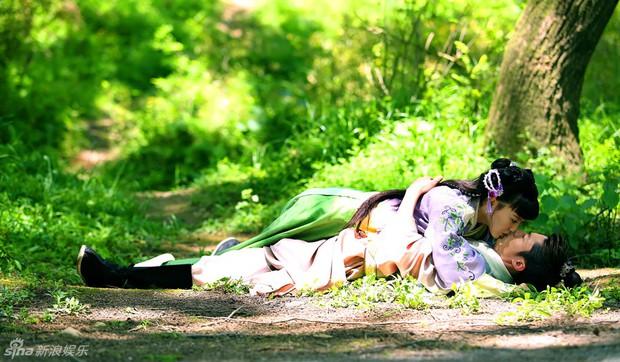 Cách hôn của Đường Yên khiến cô nàng xứng đáng là nữ hoàng khoá môi của màn ảnh Hoa Ngữ! - Ảnh 7.