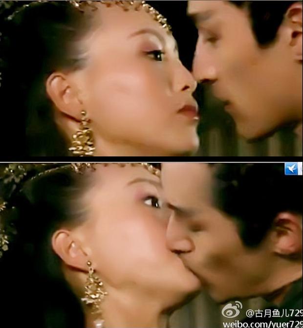 Cách hôn của Đường Yên khiến cô nàng xứng đáng là nữ hoàng khoá môi của màn ảnh Hoa Ngữ! - Ảnh 11.