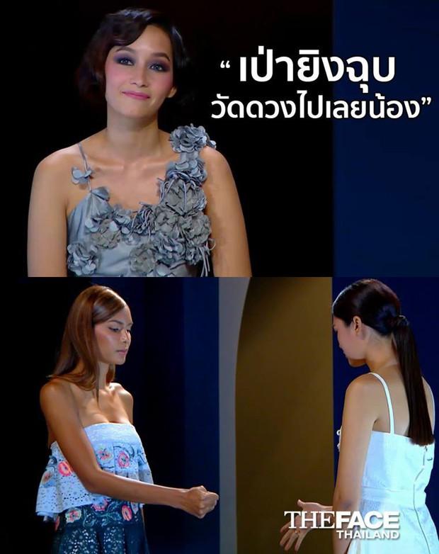 Đây chính là cô nàng qua tay nhiều HLV nhất tại The Face Thái! - Ảnh 5.