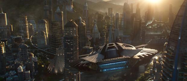 Black Panther: Tác phẩm siêu anh hùng Marvel tuyệt vời nhất từ trước đến nay! - Ảnh 2.