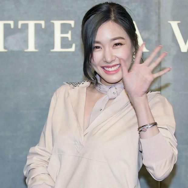 Vừa rời khỏi SM, nhan sắc và phong cách của Tiffany đã tuột dốc thê thảm - Ảnh 1.