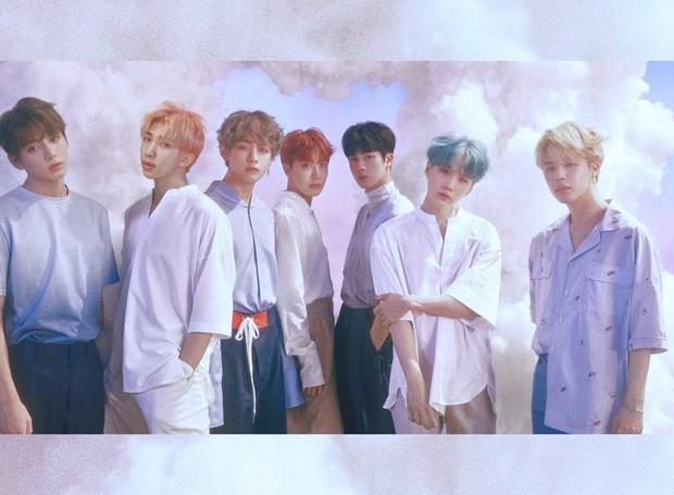 BTS trở thành idolgroup có album bán chạy nhất trong lịch sử Gaon - Ảnh 1.