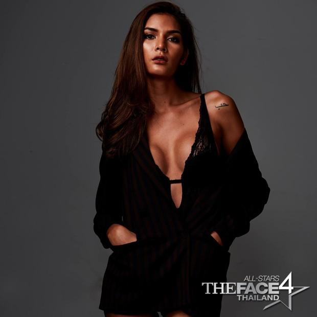 Đây chính là cô nàng qua tay nhiều HLV nhất tại The Face Thái! - Ảnh 6.