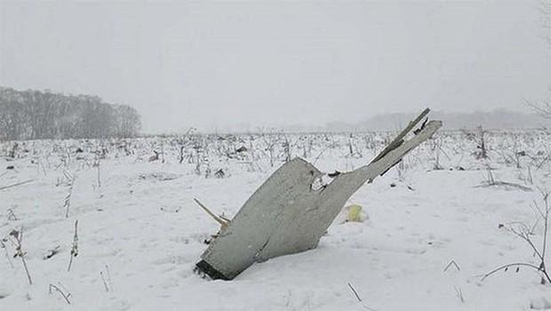 Mảnh vỡ và hình ảnh nạn nhân vụ tai nạn máy bay thảm khốc tại Nga - Ảnh 5.