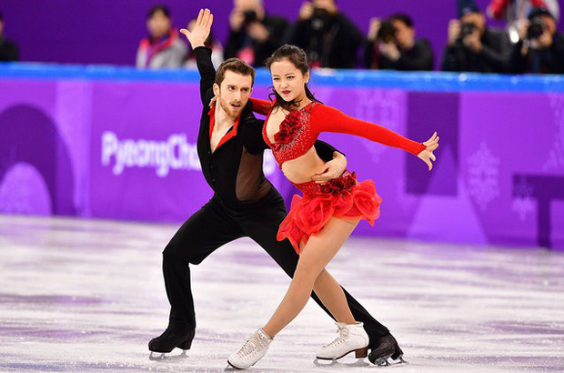 Olympic 2018: Các VĐV trượt băng nghệ thuật thi nhau chọn hit làm nhạc nền biểu diễn - Ảnh 1.