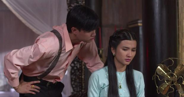 Mộng phù hoa: Vì đã mất cái ngàn vàng, Kim Tuyến bị chồng mới cưới bỏ đi ngoại tình - Ảnh 11.