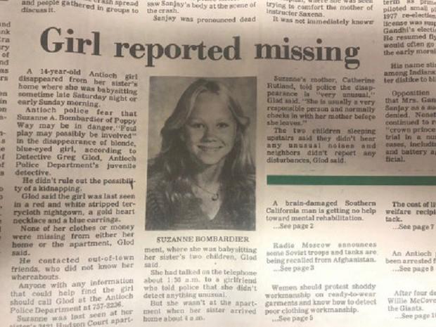 Bé gái bị bắt cóc rồi sát hại năm 14 tuổi, cảnh sát bất lực không tìm được hung thủ, 37 năm sau kẻ ác phải lộ diện vì điều này - Ảnh 1.