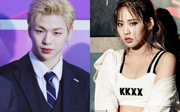 Đúng ngày Valentine: Center quốc dân Kang Daniel lộ chuyện hẹn hò với nữ rapper nổi loạn Yook Ji Dam - Ảnh 1.