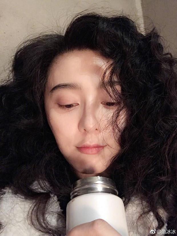 Phạm Băng Băng khí chất thì khỏi bàn, nhưng với kiểu tóc mái thưa này thì cũng có hơi sai rồi - Ảnh 9.