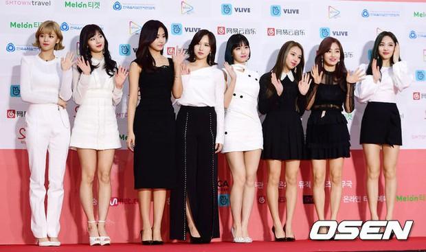 Thảm đỏ Gaon 2018: Sunmi gặp sự cố tại vùng nhạy cảm, Tzuyu và IU lột xác bất ngờ giữa dàn mỹ nhân đẹp lung linh - Ảnh 30.
