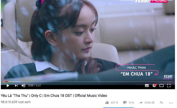Sau Người lạ ơi, Vpop đang chứng kiến cuộc chạy đua nước rút của 3 MV sắp cán mốc 100 triệu views trên Youtube - Ảnh 1.