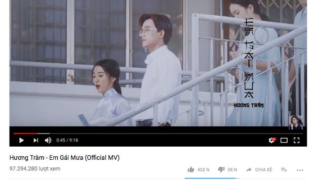 Sau Người lạ ơi, Vpop đang chứng kiến cuộc chạy đua nước rút của 3 MV sắp cán mốc 100 triệu views trên Youtube - Ảnh 5.