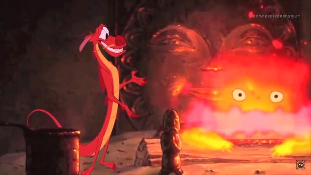 """Thế giới hợp nhất của Ghibli và Disney sẽ """"vi diệu"""" đến thế nào? - Ảnh 10."""