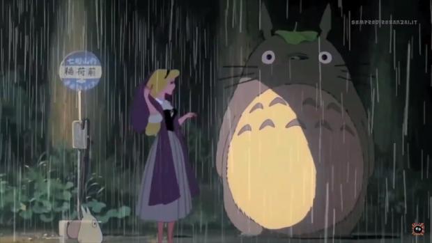"""Thế giới hợp nhất của Ghibli và Disney sẽ """"vi diệu"""" đến thế nào? - Ảnh 11."""