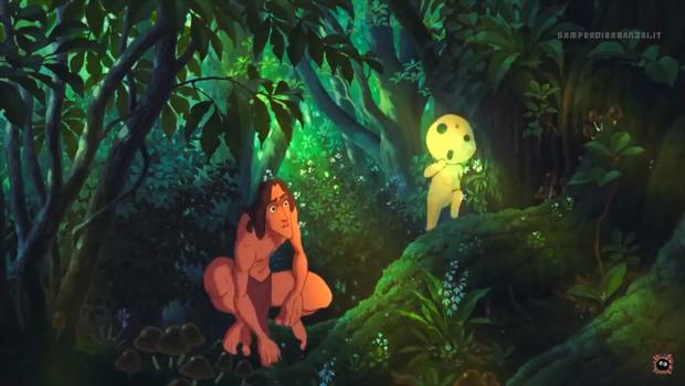 """Thế giới hợp nhất của Ghibli và Disney sẽ """"vi diệu"""" đến thế nào? - Ảnh 3."""