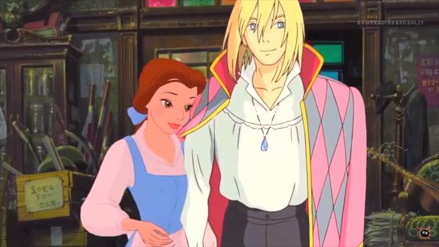 """Thế giới hợp nhất của Ghibli và Disney sẽ """"vi diệu"""" đến thế nào? - Ảnh 5."""