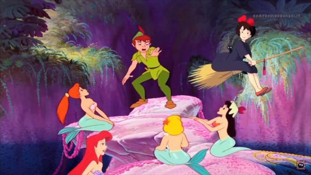 """Thế giới hợp nhất của Ghibli và Disney sẽ """"vi diệu"""" đến thế nào? - Ảnh 7."""