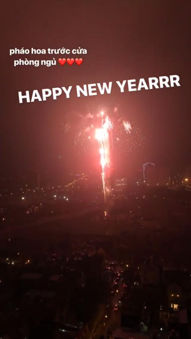 Hotboy, hotgirl Việt háo hức chia sẻ những khoảnh khắc đầu tiên của năm 2018  - Ảnh 13.
