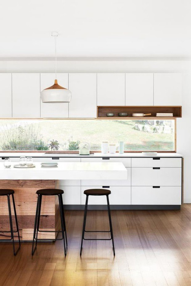 Đây là xu hướng làm đẹp tường bếp sẽ được tìm kiếm nhiều nhất trong năm 2018 - Ảnh 6.