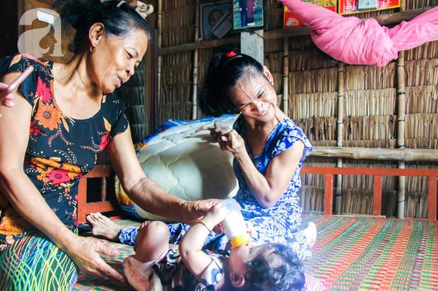 Tết mới của gia đình người mẹ điên ở Trà Vinh: Ấm áp và tràn ngập tiếng cười nhờ những tấm lòng - Ảnh 18.