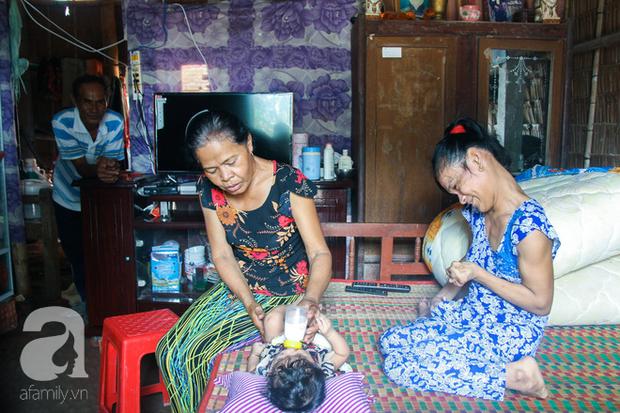 Tết mới của gia đình người mẹ điên ở Trà Vinh: Ấm áp và tràn ngập tiếng cười nhờ những tấm lòng - Ảnh 20.