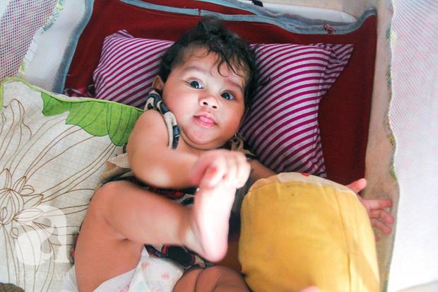 Tết mới của gia đình người mẹ điên ở Trà Vinh: Ấm áp và tràn ngập tiếng cười nhờ những tấm lòng - Ảnh 4.