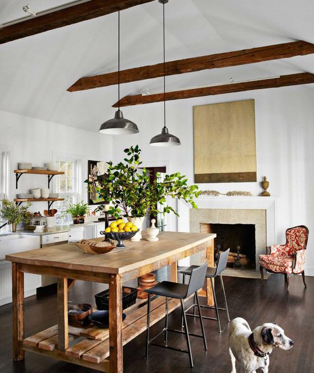 Ghé thăm ngôi nhà rực rỡ sắc màu của mùa Xuân - Ảnh 5.