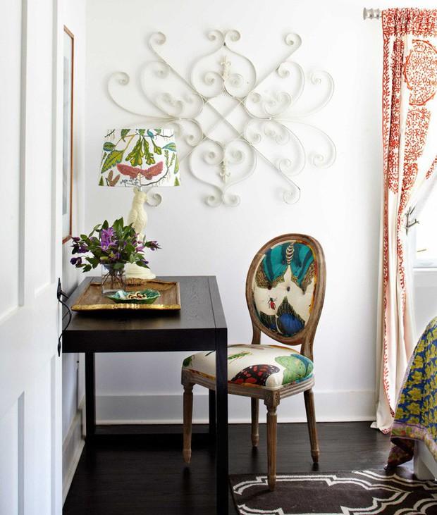 Ghé thăm ngôi nhà rực rỡ sắc màu của mùa Xuân - Ảnh 8.