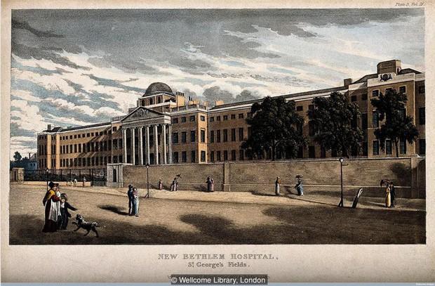 Cung điện dành cho những người mất trí tại London - một địa ngục trần gian đúng nghĩa - Ảnh 1.