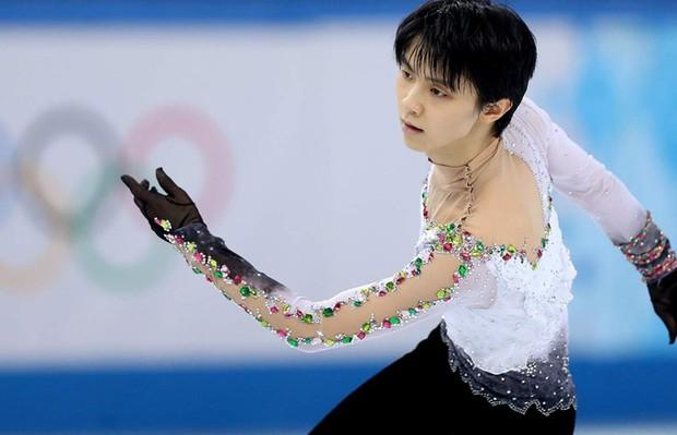 Những khoảnh khắc khiến bạn không thể ngừng yêu hoàng tử sân băng Nhật Bản Yuzuru Hanyu - Ảnh 12.