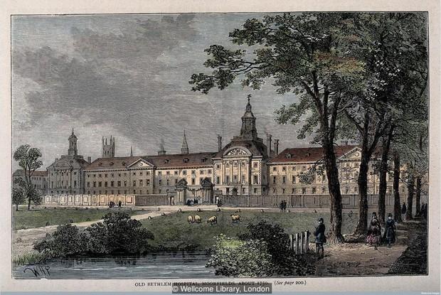 Cung điện dành cho những người mất trí tại London - một địa ngục trần gian đúng nghĩa - Ảnh 2.