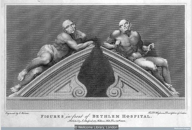 Cung điện dành cho những người mất trí tại London - một địa ngục trần gian đúng nghĩa - Ảnh 3.