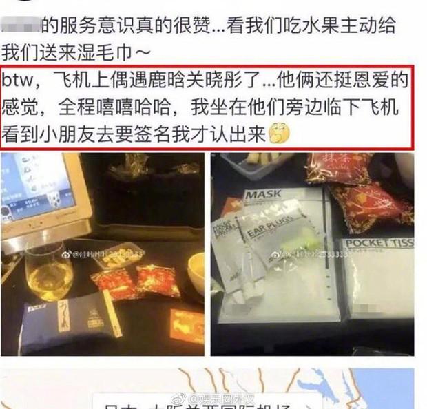 Cặp đôi Luhan - Quan Hiểu Đồng xuất hành đầu năm, ngọt ngào đưa nhau đi du lịch Nhật Bản - Ảnh 1.