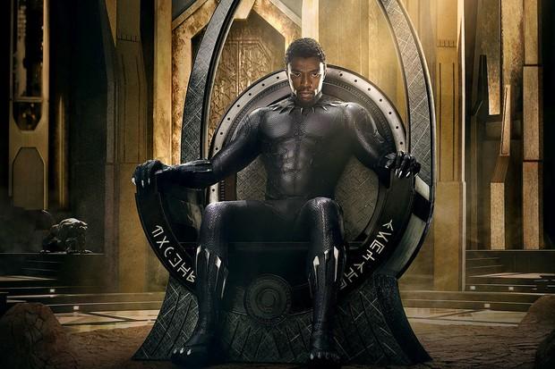 Black Panther Chadwick Boseman: Từ cậu bé bị xa lánh vì màu da đến hành trình  xoá nhoà ranh giới sắc tộc - Ảnh 5.