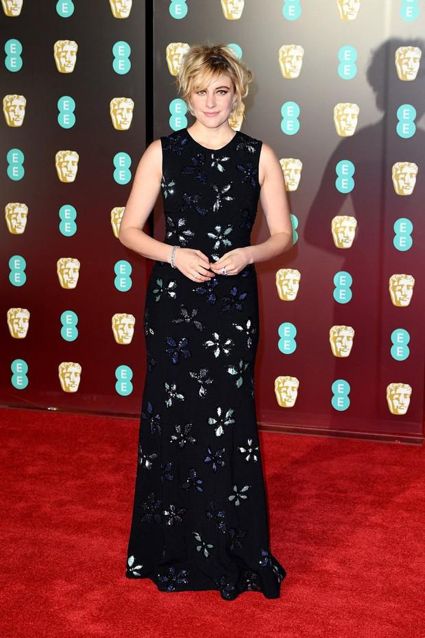 Thảm đỏ Oscar Anh Quốc: Dàn siêu sao tiếp tục khoe sắc với váy đen để ủng hộ phong trào chống quấy rối tình dục - Ảnh 17.