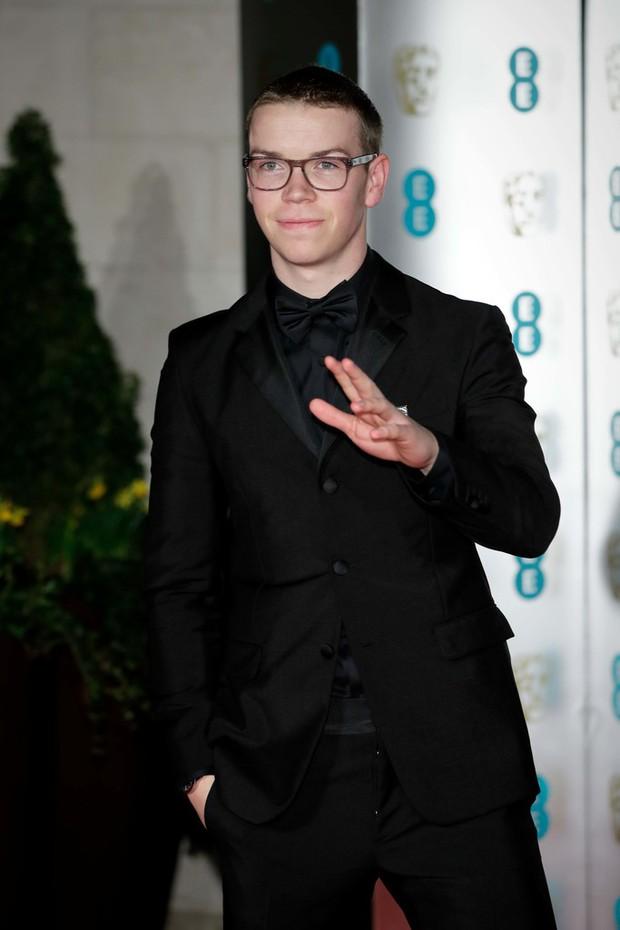 Thảm đỏ Oscar Anh Quốc: Dàn siêu sao tiếp tục khoe sắc với váy đen để ủng hộ phong trào chống quấy rối tình dục - Ảnh 22.