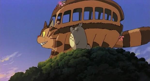 Hội sinh vật thương hiệu của xưởng phim Studio Ghibli (Phần 1) - Ảnh 3.