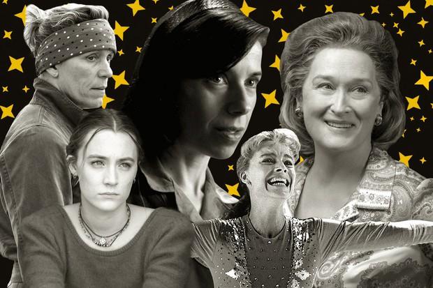 Oscar 2018: Tượng vàng không dành cho nữ quyền, mà cho những người phụ nữ bản lĩnh! - Ảnh 1.