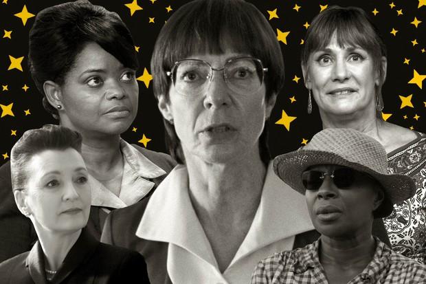 Oscar 2018: Tượng vàng không dành cho nữ quyền, mà cho những người phụ nữ bản lĩnh! - Ảnh 2.