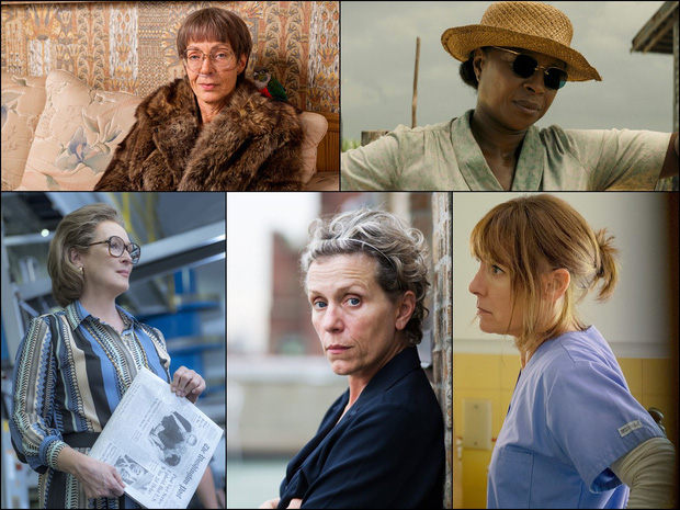 Oscar 2018: Tượng vàng không dành cho nữ quyền, mà cho những người phụ nữ bản lĩnh! - Ảnh 7.