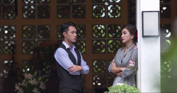 Mộng phù hoa: Sau khi liên tục bị hãm hiếp rồi ruồng bỏ, Kim Tuyến quyết tâm bỏ chồng rồi quay lại với tình cũ - Ảnh 8.