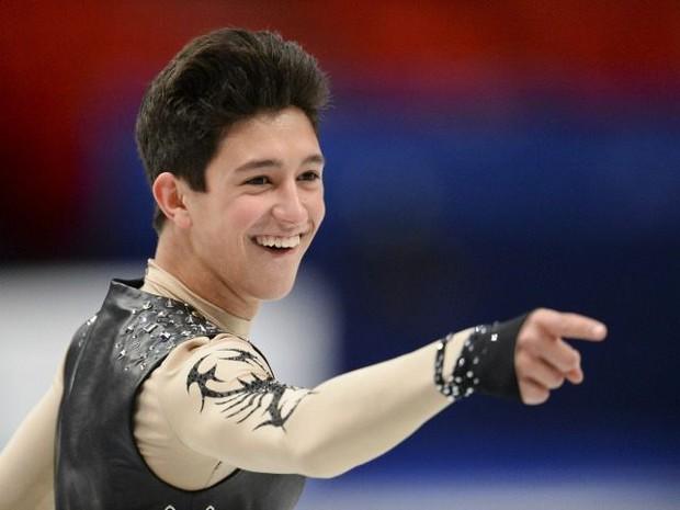 Những mỹ nam của làng trượt băng nghệ thuật: Olympic 2018 đang diễn ra nhưng các chàng trai này vẫn khiến chị em đứng ngồi không yên - Ảnh 18.
